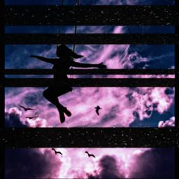 sky swing star freetoedit