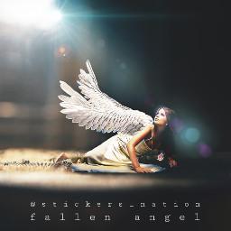 freetoedit surreal photography photo angel