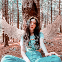 redvelvet irene kpop kpopedit likeforlike followforfollow aesthetic popular picsart picsartedits fairy fairycore tags- fairycore
