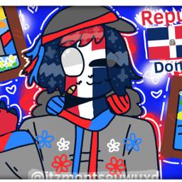 republicadominicana republicdominican republicdominicancountryhumans republicadominicanacountryhumans countryhumans freetoedit