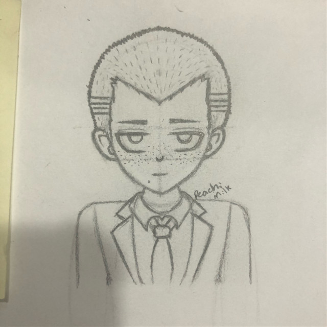 Im trying to improve my drawings 😑   #anime #danganronpa #danganronpa2 #fuyuhikokuzuryuu #fuyuhiko #kuzuryuu #drawing #danganronpadrawing #animedrawing