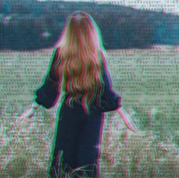 girl walking freetoedit