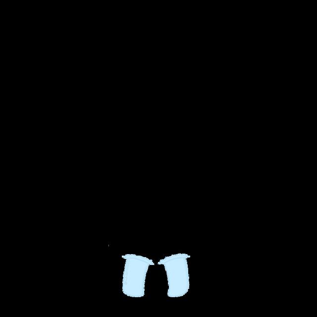 #gacha #life #blue #lightblue #light #dark #darkblue #saturated #matching #outfit #school #schooluniform #uniform #sticker #enjoy #sock #socks #shoe #shoes #stalkings #legings #lace