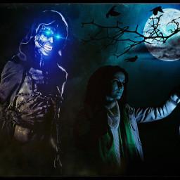 horror evil ghost ghosts spooky scary creepy halloween spirit fear night nightmare lantern freetoedit unsplash