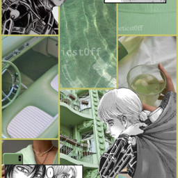attackontitan aot armin attackontitanarmin attackontitanwallpaper arminattackontitan aotarmin arminaot anime animeedit animewallpaper animeboy freetoedit