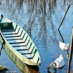 freetoedit park boat river myphotography