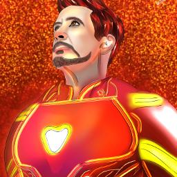 avengers ironman marvel abyart tamilartist digitaldrawing picsart heypicsart makeawsome