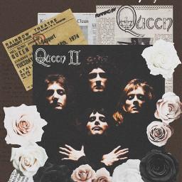 music themarchoftheblackqueen nevermore queen queenband queenii black brown grey silver white blackqueen whitequeen brownaesthetic roseedit queenedit roseaesthetic freetoedit