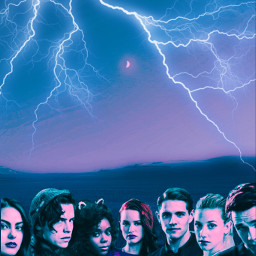 riverdale veronica betty archie jughead barchie varchie bughead edit freetoedit replay thecw