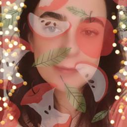 autoportrait freetoedit srcreddeliciousapples reddeliciousapples