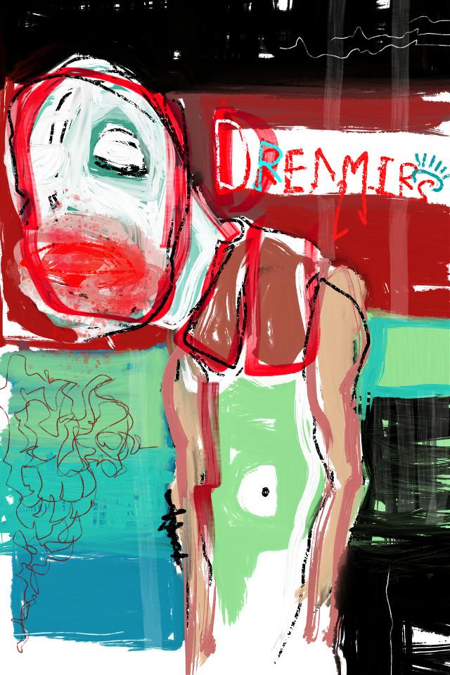 """Anything You See You Feel First""  #art #artist #abstract #sonnythesaint #sonnyleel #neoexpressionism #digitalpainting #painting #modernart #contemporaryartist #contemporaryart #grafittiart #outsiderart"