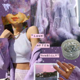 lavender purple aesthetic photography style outfit monochrome lilac periwinkle freetoedit