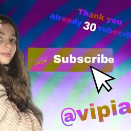 subscribe thankyou freetoedit