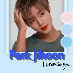 jihoon parkjihoon wannaone produce101 loverevolution freetoedit