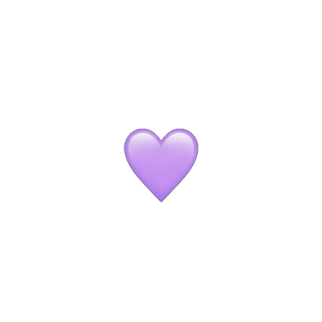 #pastel #purple #cute #emoji #iphone #iphoneemoji #picsart #freetoedit #remixit #crown #heart #heartcrown #sweet