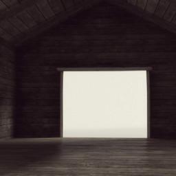 barn emptybarn empty 3deffect