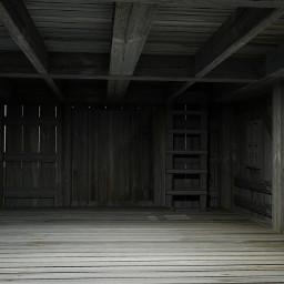 barn empty emptybarn 3deffect