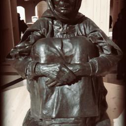 freetoedit pcsculptures sculptures italy oldlady