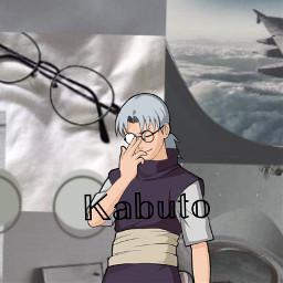 kabuto naruto_shippuden naruto gris freetoedit