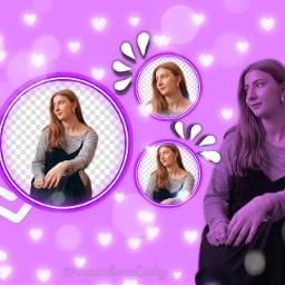 replay picsartreplay overlay hearts purple girl aesthetic purpleaesthetic edit cute girly kawaii neon freetoedit