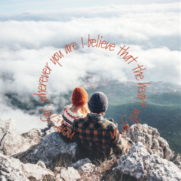 freetoedit text font love travel mountain dust couple текст шрифт пара гора природа пыль любовь