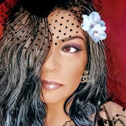 beautifulwoman friend remixedbyme editedwithpicsart womanportrait freetoedit