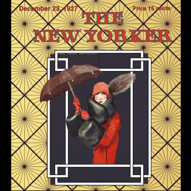 #artdeco #editingchallenge #freetoedit #thenewyorker #magazinecover #1920s  #ecartdeco  https://picsart.com/i/353719120010211?challenge_id=604f38038e5bba0115c3c255