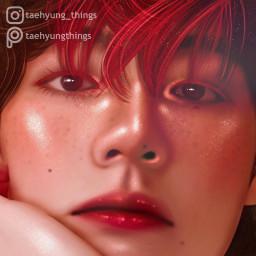 edit kpop taehyung kimtaehyung bts btsedit kpopedit btsv