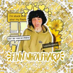 amarillo strangerthings mike finnwolfhard freetoedit