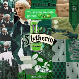 slytherin dracomalfoy daddyissues hogwarts freetoedit
