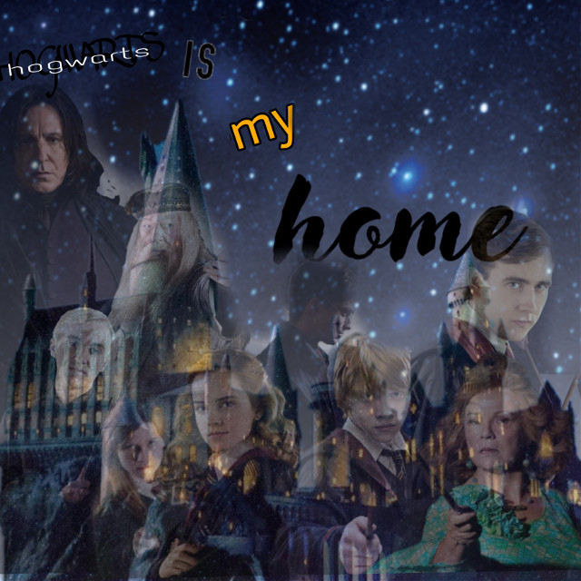 Is therw to much going on or no? #hogwartismyhome