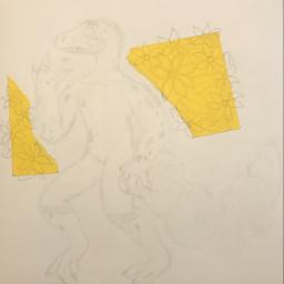 origionalart traditional myoc doodle sketch leopardgecko reptile