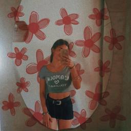 flowers flower mirror mirrorselfies edit replay replayedit realpeople fotoedit summer happy house calm freetoedit