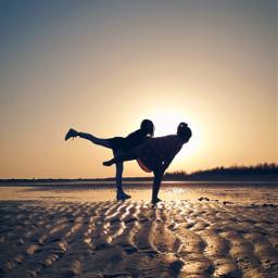 sea sunset shilouette mypic freetoedit pcwhathappinessfeelslike whathappinessfeelslike
