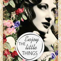 enjoythelittlethings talabirell 1930sglamour vintageactress artdecowoman freetoedit srcflowerpower flowerpower