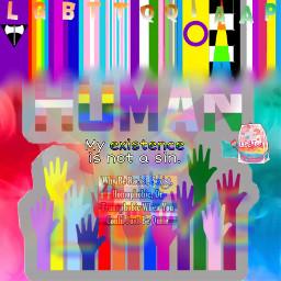 lgbtqia bi lesbian pansexual gay freetoedit