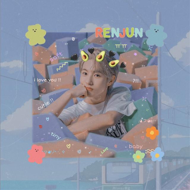 #freetoedit #happybirthdayrenjun #happyrenjunday #nct #nctdream #sm #birthday #interesting #art #music #bear #aesthetic #boy #soft #nctzen #blue #blueaesthetic #editnct #editkpop #kpop #korea #people #edit #doodle #cute 🐻
