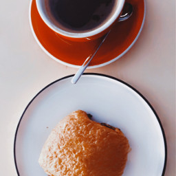 freetoedit coffee croissant morning