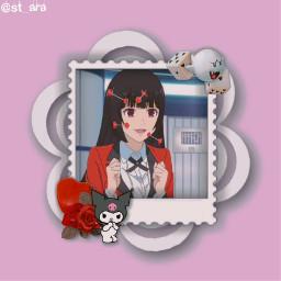 spacer♡ yumekojabami kakegurui freetoedit spacer
