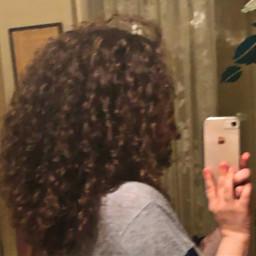 curlyhair curlyhairgirl curlyhairvibes hollipolliyozza liminalspace art me