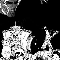 anime animeedit animeaesthetic onepiece onepunchman dragonball myheroacademia narutoshippuden demonslayer attackontitan sevendeadlysins freetoedit