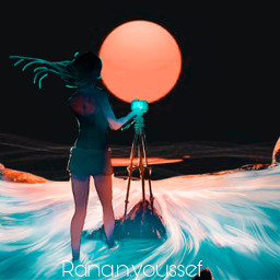 interesting fineart edits editing graphicdesign graphic girl sky freetoedit