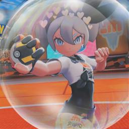 bea pokemonswordandshield beapokemon bubble bubbletrap trappedinabubble freetoedit
