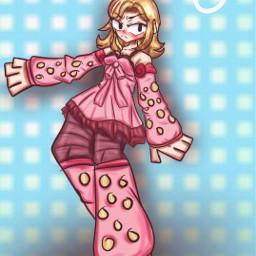 lucysteel jjba jojopart7 anime animeart dontletthisflop byronnie picsart ibispaintx art drawing digitalart
