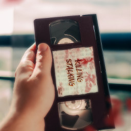 killingstalking vhs blood xd freetoedit ircvhstape vhstape