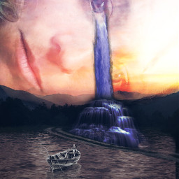 artisticselfie art collage freetoedit