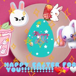happy bunny freetoedit ircdesigntheeasteregg designtheeasteregg