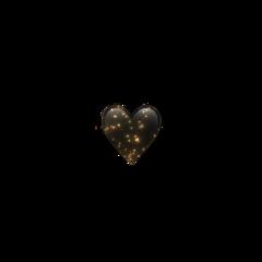 black heart iphone emoji iphoneemoji heartcrown aesthetic cute remixit freetoedit