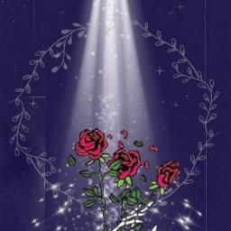 death roses freetoedit