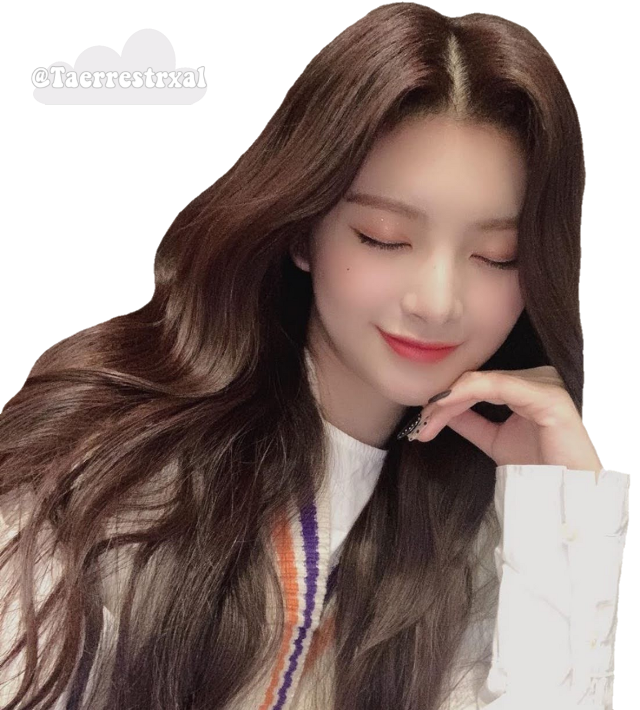 I found this in my archived photos lol  Yiren sticker ;p  my new phone hasn't come yet but I was able to post this from my laptop!  #yiren #wangyiren #everglow #everglowyiren #yireneverglow #sticker #kpop #freetoedit